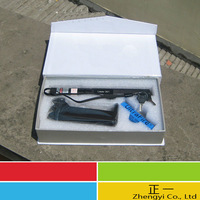 Free Shipping Green Laser Pointer 301 1000mw 532nm Pen 1000m Zoomable Burning Matches with battery charger