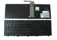 Free Shipping New Original Laptop Keyboard without Backlit for Dell Inspiron 14R N4110 N5050 M5050  X38K3 US Layout