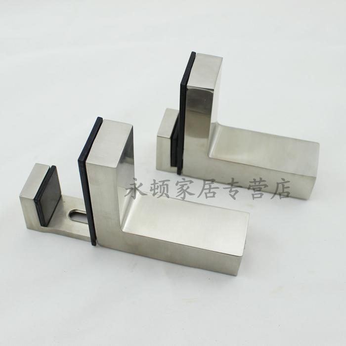 2pcs/lot Small Size Zinc Alloy Adjustable Glass Shelf or Wood Shelf Bracket ,Matt Color(China (Mainland))