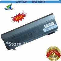 2014 hot sale model with 1 year warranty 100% brand new factory wholesale laptop battery for Dell Latitude 6400ATG