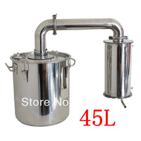 Large capacity home wine brewing device/ brewing equipment 45L litres  distillation/Boiler English Manual