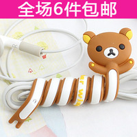 Fashion animal slitless cable winder management-ray device electrical wire storage junction box
