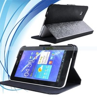 Flip Leather Smart Cover case  Flip  Leather Case For Samsung Galaxy Tab P3100
