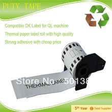 standard address labels,tape 29mm*400pcs, QL printer tape DK11201