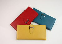 2013 new Fashion leather long Lady Wallet