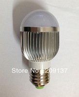 High power CREE 12W Led bulb 4x3W E27 85-265V dimmable LED Lights downlight Ball Lamp DHL free shipping