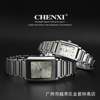 New 2013 Dawnlight classic elegant ceramic men quartz lovers , fashion , cx-402 white  watches