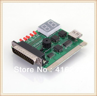 Free shipping Motherboard Diagnostic Post Card USB PCI PC Analyzer Tester for Laptop