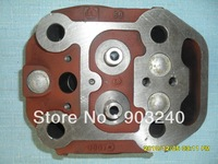 water cooled single cylinder CHANGCHAI DIESEL ENGINE SPARE PARTS R175 cylinder head