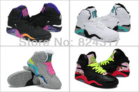 free shipping high quality charles barkley shoes air mid 180  men basketball shoes size us 8-13