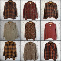 fashion brand Product vintage british style vintage women's long-sleeve plaid shirt 4  free shipping