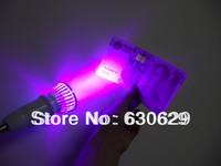 4w high power ultraviolet money detector light uv curing lamp amber neon led purple light bulb
