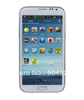 "Hot sell 5.5"" 1:1 original G9589 N7102 Note 2 S4 MTK6589 1.2GHZ Quad core RAM 2G ROM 16G Android 4.2.1 OS dual cards smartphone"