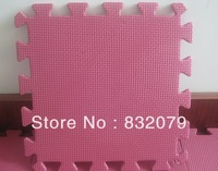 Free shipping EVA gym mat 100*100cm Eco-friendly EVA  Foam Mats