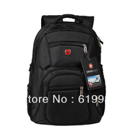 Hot-selling swiss gear laptop bag men travel bag backpack 15''  male women's backpack  Casual student bag