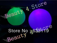 Free Shipping Hanging inflatable decoration ball with LED lights