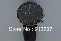 Christmas 2013 sent free of mechanical style mechanical watch fashion black tape