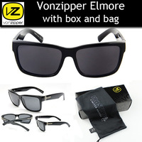 Fashion Sunglasses Vonzipper Frostbyte Elmore With Original Pack Mens VZ von zipper Colorful Lens Outdoor Sport Sunglasses
