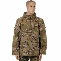 2014 New!G8 USMC APECS waterproof charge clothing outdoor waterproof breathable windproof male jacket CP