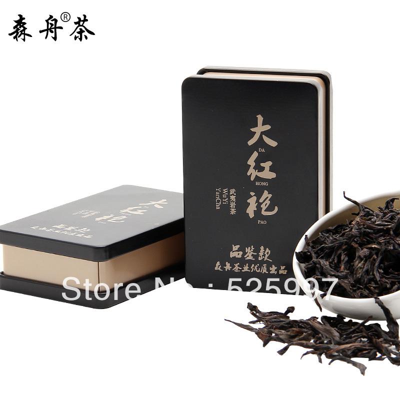 Premium 100g wuyi da hong pao oolong tea chinese black tea Super quality health care lose weight gift packing free shipping(China (Mainland))