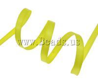 Free shipping!!!Satin Ribbon,2013 Womens, yellow, 0.7cm, Length:1250 Yard, 50PCs/Lot, Sold By Lot