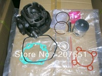 47mm Big Bore Cylinder Kit for Yamaha Aerox  / Aprilia SR50 L.C, Made In Taiwan!