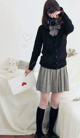School uniform fashion preppystyle set 4 class service set a002