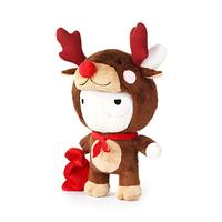 xiaomi official website authentic elk version m plush rabbit toys, Christmas toys