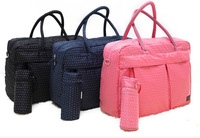L0001 Multifunctional Super Large Mother Baby Diaper Tote Shoulder Bag Eco-friendly Nappy Mummy Bags New Fashion Brand 2014