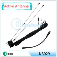 China manufacture car TV/FM active antenna designer