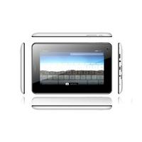 7 inch MID tablet pc  Allwinner A13 1.5GHz 512MB RAM 4GB HDD Dual Camera GSM Phone Call Bluetooth WiFi free shipping WT-4022