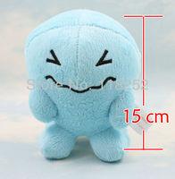 Best Selling 5.9 inch Japanese Cartoon Anime Pokemon Wobbuffet Baby Animal Stuffed Plush Doll Child Toy For Gift Free Shipping