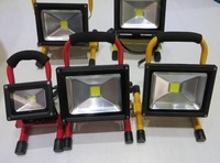 2014 new 20W handle rechargeable led flood light CE RoHS
