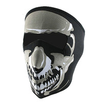 E0008 Mask Winter Windproof SBR Full Face Neck Guard Scarf Mask Call of Duty CS Skull Headgear Outdoor Riding Sports GHOST Masks
