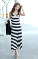 2013 New Women  long dress evelen Colors Hot Sell FREE SHIPPING