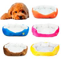 Lovely Pet Puppy Dog Cat Soft Berber Fleece Warm Nest Bed Mat