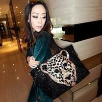 Free shipping 2014 Promotion! Special Offer PU Leather women messenger bag/ Women Cowhide Handbag Bag Shoulder--004