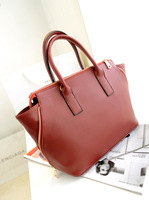 Free shipping Fashion 2013 fashion elegant female shoulder bag vintage wax handbag messenger bag formal women's handbag