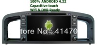 100% ANDROID 4.22 7INCH  CAR DVD GPS FOR  LIFAN 620   +steering wheel control+ wifi in+DVR