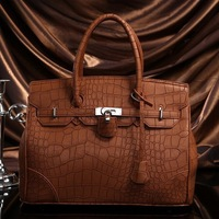 2013 women's handbag fashion classic fashion stone pattern bag platinum one shoulder cross-body handbag