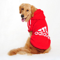 Pet Clothes Lovely Warm  Big Dog Hoodie/Coat