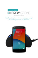 Nillkin-Energy Stone Wireless Mobile Charger For iphoen / Samsung S4 & Note3/Nokia 1520/ Google Nexus 5 Free Shipping