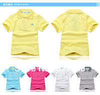 Suno brand designer boys t shirt,children summer t shirt,polo t shirt,basic t shirt for children 73cm-110cm
