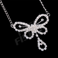 Multifuntional Jewelry Butterfly Pendant  Necklace  Waist String