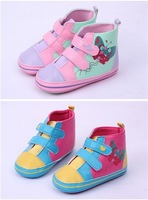 Free Shipping baby shoes, PU leather infant shoes kids walking shoes children shoes baby sneakers 3pair/lot