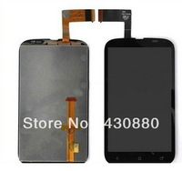 Black Full LCD Display+Touch Screen Digitizer For HTC desire X T328e