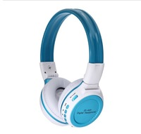 Free shipping 2014 Best Memory Card Music MP3 Headphone With FM ZL-669