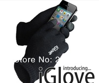 Freeshipping 5paris IGlove Screen touch gloves with High grade box Unisex Winter for Iphone touch glove winter gloves for women