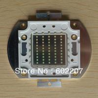 Free Shipping,shenzhen technology light-emitting diode,50W LED 450nm 460nm 470nm Blue 620-640nm 650nm 660nm red Power Beads