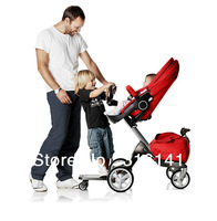 Baby Stroller Stokke Xplory Basic Luxury Portable Pram Stroller Adjustable Stokke Buggy Aluminum 4 Wheels Hot Selling